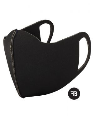 Health and fashion mask washable reusable black