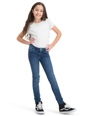 . Denim Impulse 2.0 MidBlue Girls Jeans