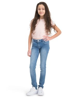 . Denim Impulse 2.0 Blue Girls Jeans